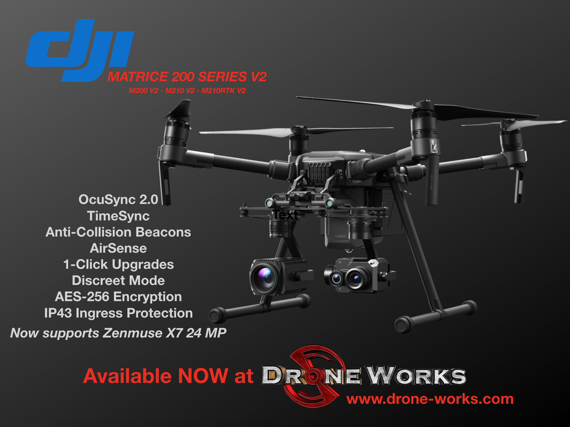 Drone-WorksPro Multi-Rotor Drones   UAV Online Shop and Service