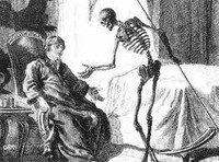 Death and Afterlife 1 Question witch board Reading ~ For the Morbidly Curious