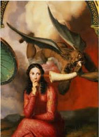 Patron Fallen Angel guardian for you to have Protection and Defense against enemies and spiritual threats