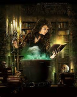 Enchanted Witching Hour cast Custom spell + specialty made empowered Oil Potion - FREE SHIPPING WITHIN USA