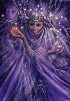Hyldermoder elder spirit Household Guardian Positive Blessings in your Life ~ Protection ~Even household help!