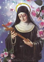 Saint Rita Impossible cases Worker of Wonders ~ For a Situation that is a Thorn and Has caused you Despair, Worry, or Tears