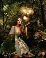 Psychic Insight from the faerie realm 1 question reading ~ Witch Intuitive Faerie Tarot Reading