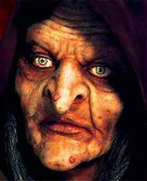 Crone's Curse Premature Aging of a Rival  to Become~ Old ~ Sickly ~ Unpleasant ~  Weak ~ Short Tempered