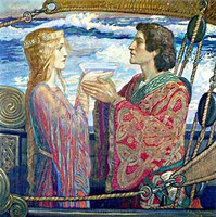 Ray of Passionate Love Celtic Isolt spell ~ Fire in their heart for you ~ Make Beloved Not Resist their feelings for You