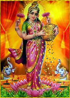 Lakshmi Home Clearing to Remove what Blocks Wealthy Flow and Attract fresh Abundance ~ Increase Business~  Financial Resources