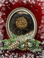 SOLD OUT ~ Free Gift Offer for orders of $99+ Cast Medallion Ship of Good Fortune Amulet for Dramatic Turn Around of Events in Your Favor ~ Be at the right place at the right time ~ Attract winning luck ~ Business Success  ~ Financial Windfalls