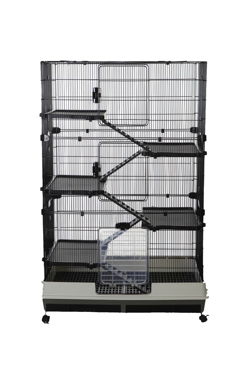 Little Friends Windsor Triple 100Cm Small Animal Rat Cage -3789