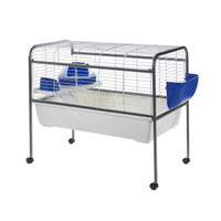 Little Friends Aston Indoor Rabbit Cage with Stand 100cm