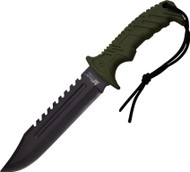 MTech Fixed Blade Green
