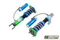 Fortune Auto Dreadnought Pro 2 Way Coilovers for BMW 3 Series (E46)