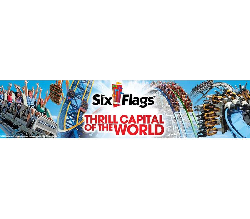 Six Flags #8