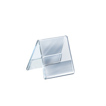 """4.25""""W x 5.5""""H Two-Sided Nameplate"""