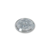 """5"""" Wide Revolving Display Base-SLOPED CLEAR"""