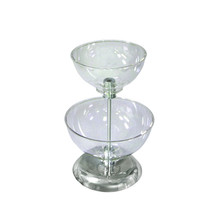 "Two-Tier 8"" & 10"" Bowl Counter Display"