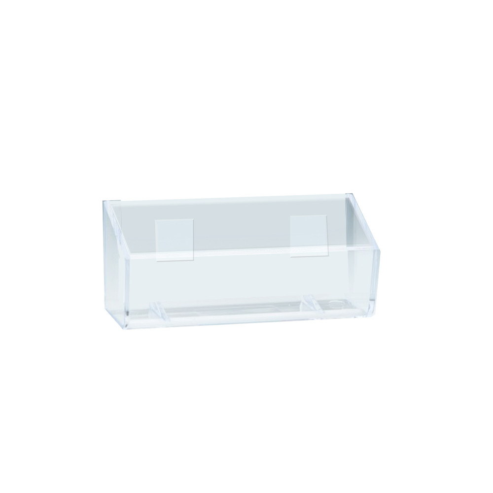 Business Card Holder With Adhesive Tape Inside Dimension 375w