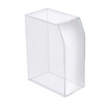 Acrylic Desktop Magazine and File Holder
