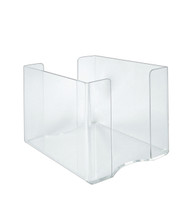 """Clear 3/16"""" Thick Acrylic Paper Ream Holder"""