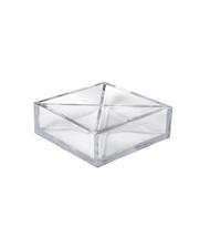 """6"""" Square Tray Four Compartment Desk Organizer"""
