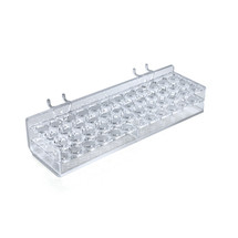 """36-Compartment Tray - round slot .625"""""""