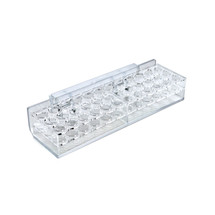 """36-Compartment Tray - oval slot .5"""" x .625"""""""