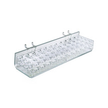 """48-Compartment Tray - round slot .5"""" x .5"""""""