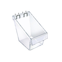 """4""""W x 4.25""""D x 4.5""""H Mini Display Bucket"""