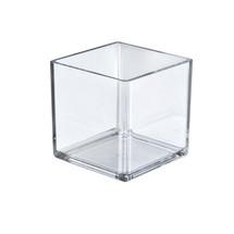 """5"""" Deluxe Clear Cube Bin"""
