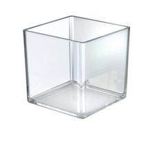"""6"""" Deluxe Clear Cube Bin"""