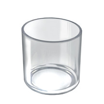 """5"""" x 5"""" Deluxe Clear Cylinder"""