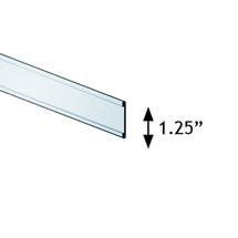 """15.625"""" L x 1.25"""" H C-Channel"""