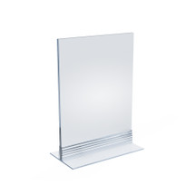 """5.5"""" x 8.5"""" Vertical/Horizontal  with T-strip Holder"""