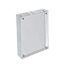 "8.5"" x 5.5"" Vertical/Horizontal Acrylic Block Frame"