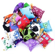 Perfect for pouncing on, playing hide and seek with, chewing at, and kicking. Using as a pillow when playtime is done. Encouraging your kitty to get some exercise.