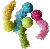 Colorful Comets Catnip Toy - Single - Assorted