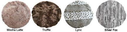 Mocha Latte / Truffle / Lynx / Silver Fox
