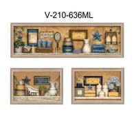 "V210-636ML ""Starlight Bath Collection"""