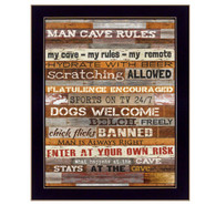 MA1077-712BLK-Man-Cave-Rules-12x16