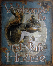 TN1824 Welcome to the Nut House