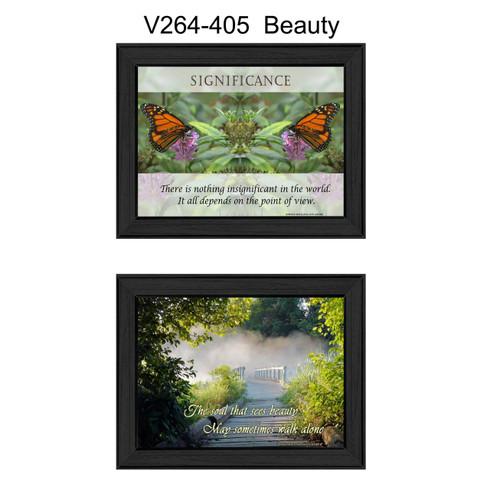 """V264-405 """"Beauty"""""""