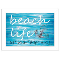 "CIN123B-712W ""Beach Life"""
