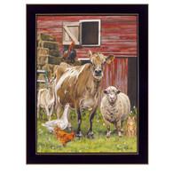 Bonnie Mohr's art: Barnyardigans