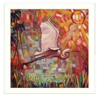 'Everglades Glider' by artist Ed Wargo