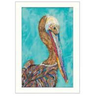 'Pelican I' by artist Lisa Morales