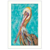 'Pelican II' by artist Lisa Morales