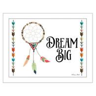 """Dream Big"" by artist Susan Ball"