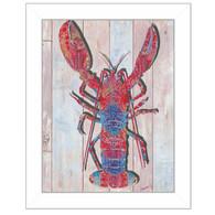 'Lobster II' by Sheila Elsea