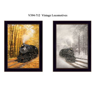 "V394-712 ""Vintage Locomotives"""