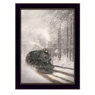 "LD875-712 ""Snowy Locomotive"""