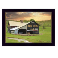 "LD1015-712 ""Mail Pouch Barn"""